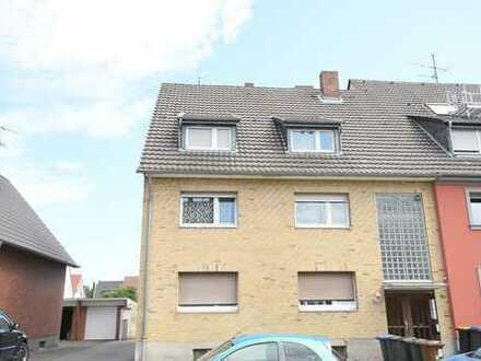 Hürth-Efferen! Familienfreundliche 4-Zimmerwohnung mit Balkon