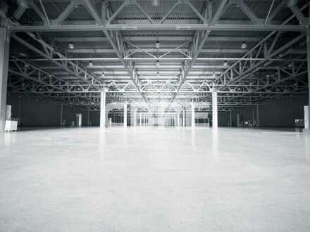 PROVISIONSFREI über CBRE! Logistikflächen 10.000 m² - 60.000 m² NEUBAU!
