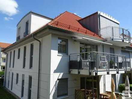 2-Zimmer-Seniorenwohnung (60+) in Bad Wörishofen