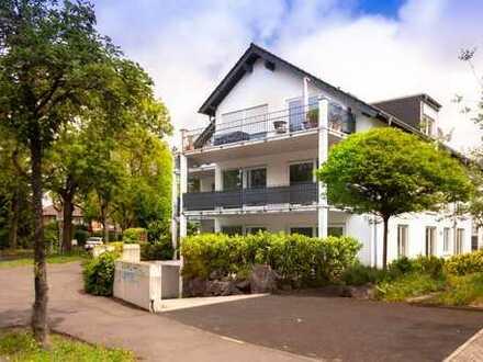 Großzügige Wohnung mit Terrasse in Rüngsdorf
