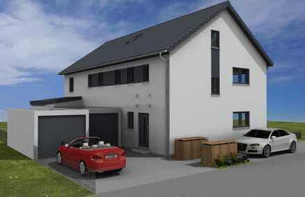 Neubau – Eigentumswohnung auf zwei Ebenen