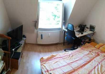 Ruhiges, möbliertes Zimmer inkl. Parkmöglichkeit im schönsten Wohngebiet Pforzheims (Rodgebiet)