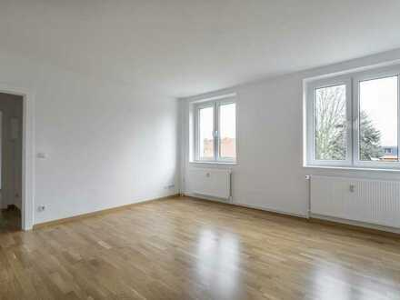 Provisionsfrei! Grüne Oase Köpenick, 1-Zimmer Appartement, Echtholzparkett, Zimmer zum Innenhof