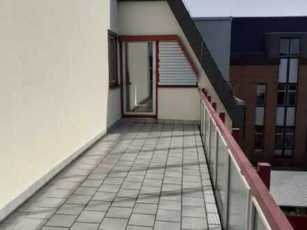 Schöne 4-Zimmer Dachgeschosswohnung