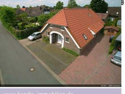 Schönes Bauernhaus komplett saniert als Zweifamilienhaus in Bockhorn zu verkaufen