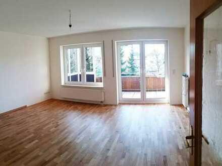 3-Zimmer-Wohnung – zentral und ruhig.