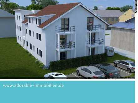 Neubau - 9 Wohnungen MFH in Universitätsstadt Sigmaringen/Bingen-BW - Rendite 4,19%
