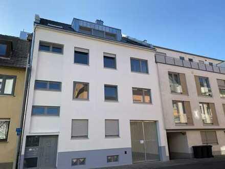 Erstbezug, moderne 3-Zimmerdachgeschosswohnung in Bonn-Beuel