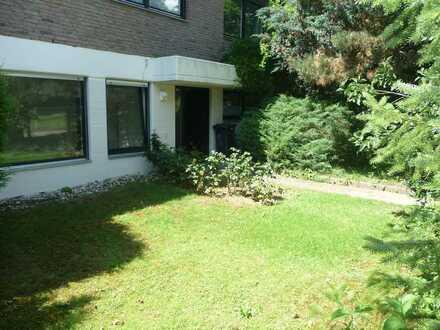 Renovierte 1 Zi.-Gartengeschoss-Whg. mit EBK, gr.Dusche in ruhiger Wohnlage in Dagersheim, WARM 540€