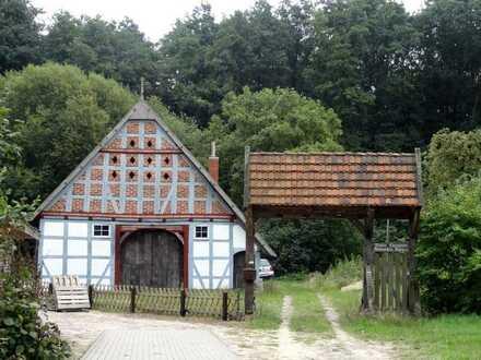Wohnen Arbeiten Freizeit, Kuhfelde, Bauernhaus, Bj 1549