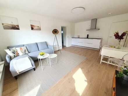 Neu renovierte 3 Zimmer Wohnung im Erdgeschoss, mit Garage, ideal für Kapitalanleger und Eigennutzer