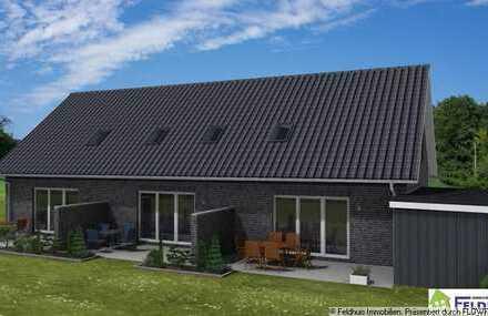 Neues Wohngefühl - Neubau eines Reihenmittelhauses in Veenhusen!