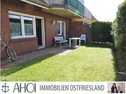Hübsche Erdgeschosswohnung mit kleinem Garten und Terrasse