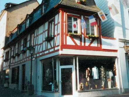 Zentrale Mietwohnung in Boppard direkt am Marktplatz
