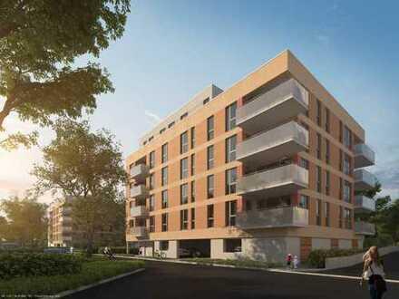 Neubau: 4-Zimmer Wohnung für die Familie