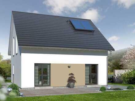 Einfamilienhaus für die junge Familie, inkl. Grundstück, Bodenplatte und aller Baunebenkosten für Eu