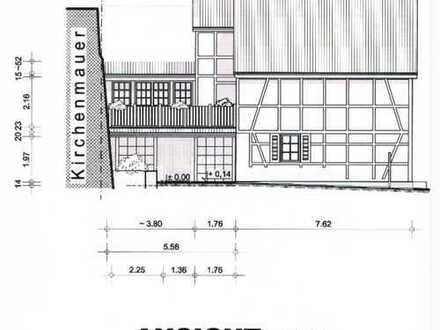 Altbauwohnung über 2 Etagen in Essen-Kettwig