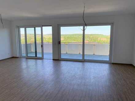 Erstbezug: schöne 3 o. 4-Zimmer-Wohnung mit toller Aussicht (gehoben)