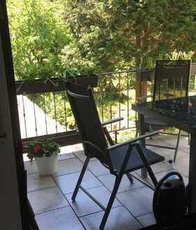 Wunderschöne 2 Zimmerwohnung mit Balkon