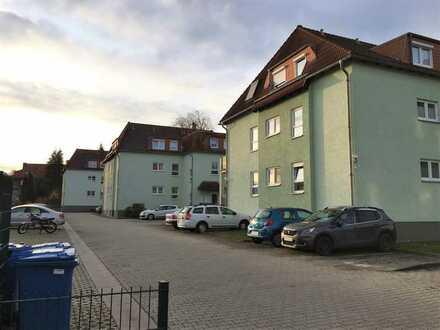 3-Zimmer-Mansardenwohnung mit Balkon in Großröhrsdorf