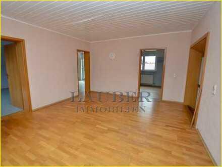***Große 4 Zimmer-Whg - WG geeignet - in Niedergründau - auch als Büroeinheit!