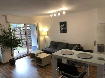 2,5-Zimmer-Terrassenwohnung mit EBK im Dortmunder Süden