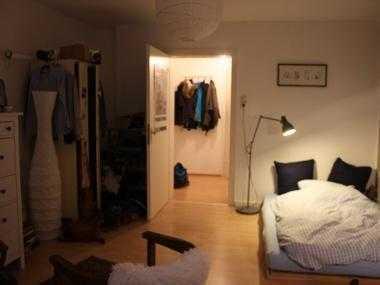 Unmöbliertes 20qm Zimmer in toller Lage