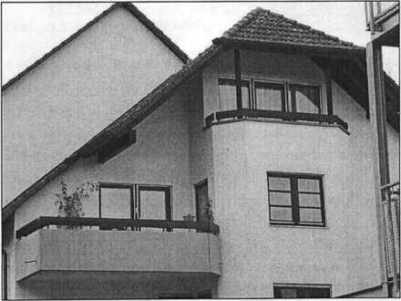 Gepflegte 2,5-Zimmer-Wohnung in ruhiger, zentraler Lage von Laupheim