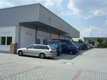 Lager- und Logistikfläche - Grundstück 3.110 m² - vermietete Fläche 775 m² - Mietvertrag bis 2023 -