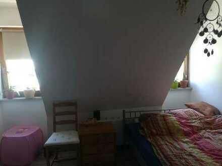 Vollmöbeliertes Zimmer in entspannter WG