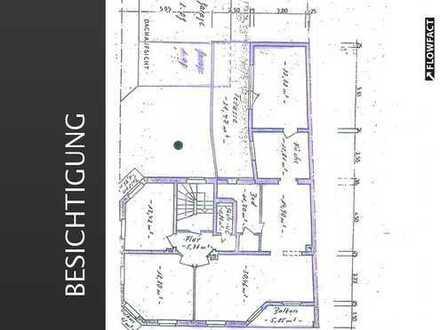 Helle und großz. Büroetage in Wohn- und Geschäftsgebäude mit Garage in guter und zentraler Lage