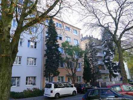 Sehr ruhige Lage in Frankfurt-Bornheim