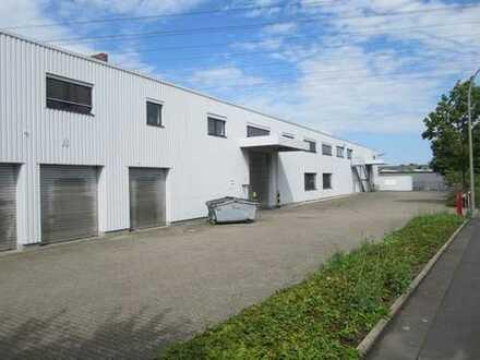 ! V E R M I E T E T !! Moderne Halle für Entwicklung, Produktion und Lagerung