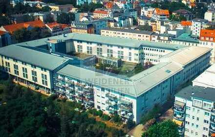 Büro-, Praxis oder Ladenfläche in Gera-Untermhaus im Karree des Penta-Hotel Laden 3