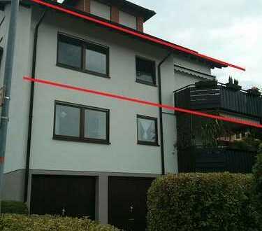 Gepflegte 3-Zimmer-Wohnung mit Balkon und EBK in Tiefenbronn