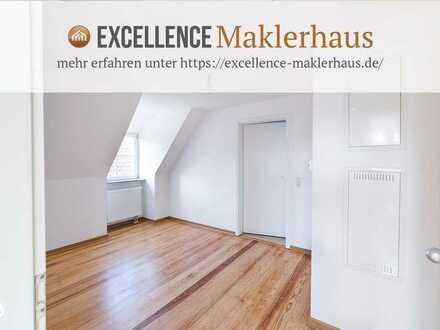"""Historie trifft Moderne - Wohnen in der """"alten Apotheke"""" 105 qm Loftwohnung im DG"""