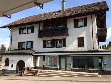 Wohnung mit 2 Balkonen in FDS-Kniebis (WG-tauglich)