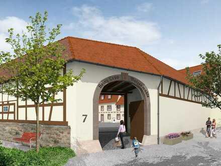 ***Historische Residenz mit Denkmalabscheibung und KfW Programm