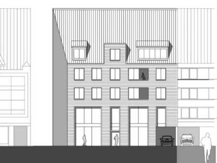 Grundstück für ein Wohn- und Geschäftshaus