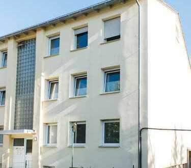 Kapitalanlage: Klassische 3-Zimmer-Wohnung mit Süd/Ost-Balkon in ruhiger Wohngegend
