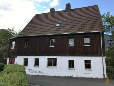 ⭐Einfamilienhaus zu verkaufen Nähe Freiberg / Brand Erbisdorf