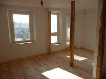 Denkmalschutzobjekt - saniert - 4 Zimmer Wohnung - WG geeignet (H13 - WE19)