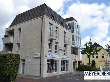 Nadorst - Nadorster Straße: große 2-Zimmer-Wohnung mit 2 Balkonen