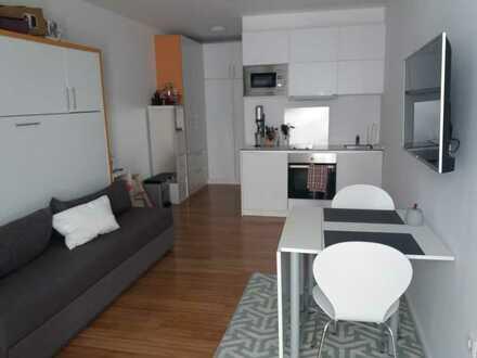Exklusive 1-Zimmer-Wohnung mit EBK in Karlsruhe
