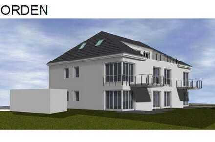 Schöne drei Zimmer Neubau-Wohnung in Ecknach (AIC-FDB)