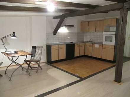 2- Zimmer - DG- Wohnung