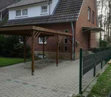 Schöne Doppelhaushälfte im Naturschutzgebiet in Steinfurt (Kreis), Hörstel-Bevergern