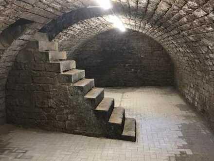 Historische Kellerräume in Eppingen zu vermieten