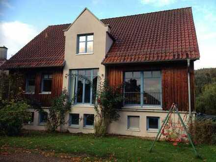 144 m² Wohnfläche in Architektenhaus in MR Ginseldorf