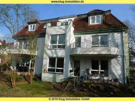 Lehnitz! Helle 3 Zimmer Komfortwohnung mit Sonnenbalkon u. Gäste-WC dicht S-Bhf. Lehnitz